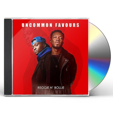 Reggie N Bollie UNCOMMON FAVOURS CD