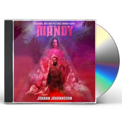 Johann Johannsson MANDY / O.S.T. CD