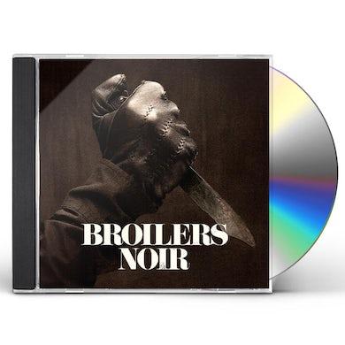 BROILERS NOIR CD