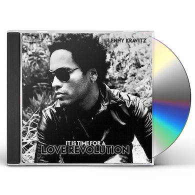 Lenny Kravitz IT IS TIME FOR A LOVE REVOLUTION (CD+DVD PAL0) CD