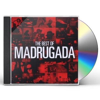BEST OF MADRUGADA CD