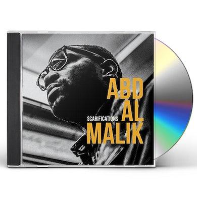 Abd Al Malik SCARIFICATIONS CD