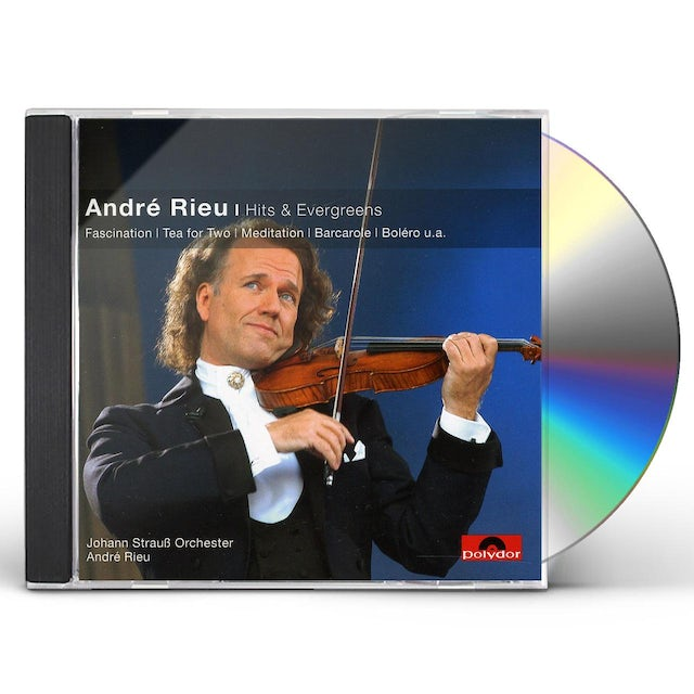 Andre Rieu HITS & EVERGREENS CD