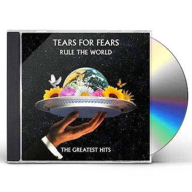 Tears For Fears RULE THE WORLD CD