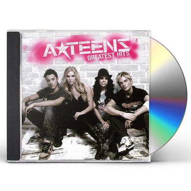 A-Teens GREATEST HITS CD