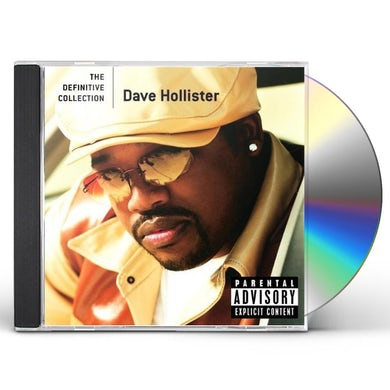 Dave Hollister DEFINITIVE COLLECTION CD