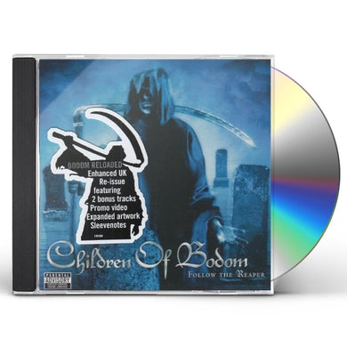 Children Of Bodom FOLLOW THE REAPER CD