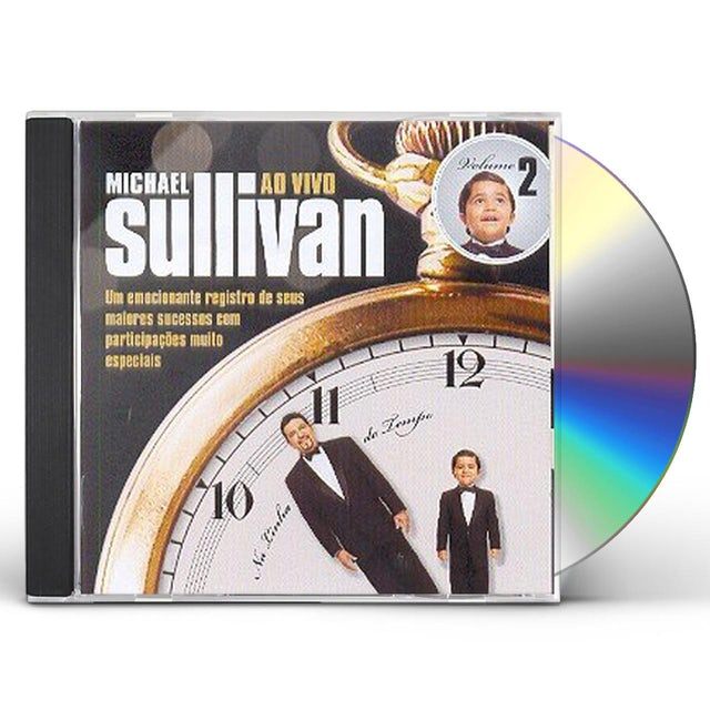 Michael Sullivan NA LINHA DO TEMPO AO VIVO 2 CD
