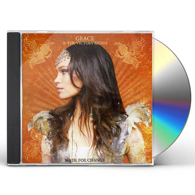 Grace MADE FOR CHANGE CD