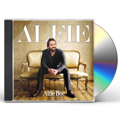 Alfie Boe ALFIE CD