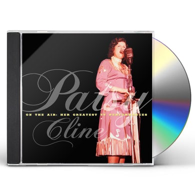 Patsy Cline On The Air: Her Best TV Performances CD