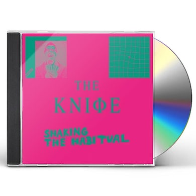 The Knife SHAKING THE HABITUAL: DELUXE CD