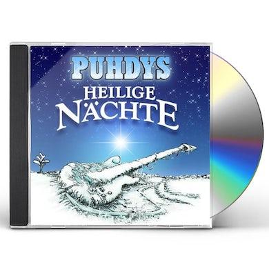 Puhdys HEILIGE NAECHTE CD