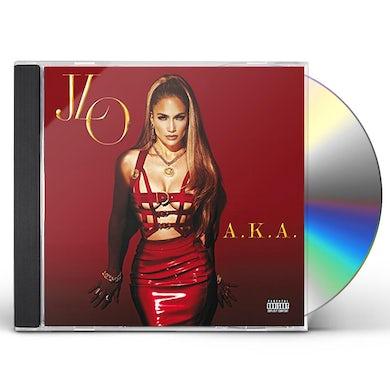 Jennifer Lopez A.K.A. CD