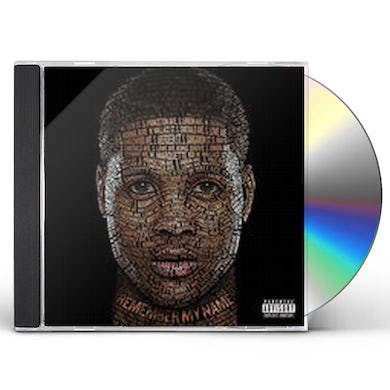 Lil Durk REMEMBER MY NAME CD