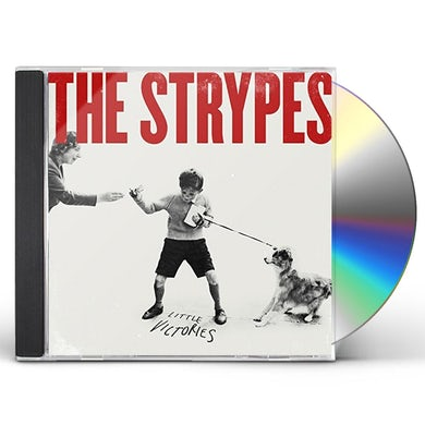 Strypes LITTLE VICTORIES CD