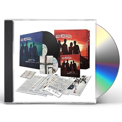 The Libertines ANTHEMS FOR DOOMED YOUTH: FAN BOX CD