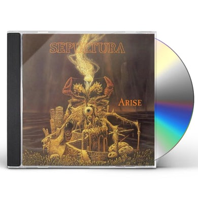 Sepultura Arise (Expanded Edition) CD