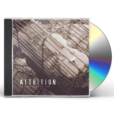Attrition ETERNITY LP CD