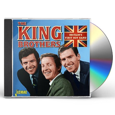 King Brothers BRITAIN'S FIRST BOY BAND CD
