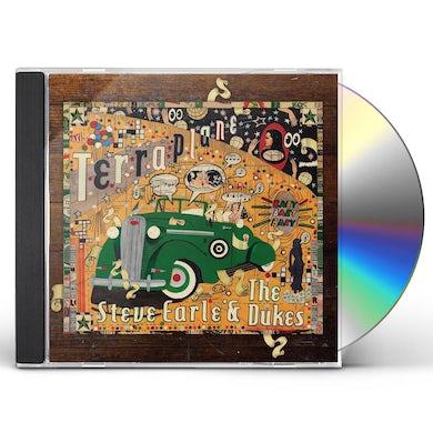 Steve Earle & The Dukes TERRAPLANE CD