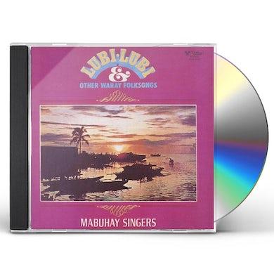 LUBI-LUBI & OTHER WARAY FOLKSONGS CD