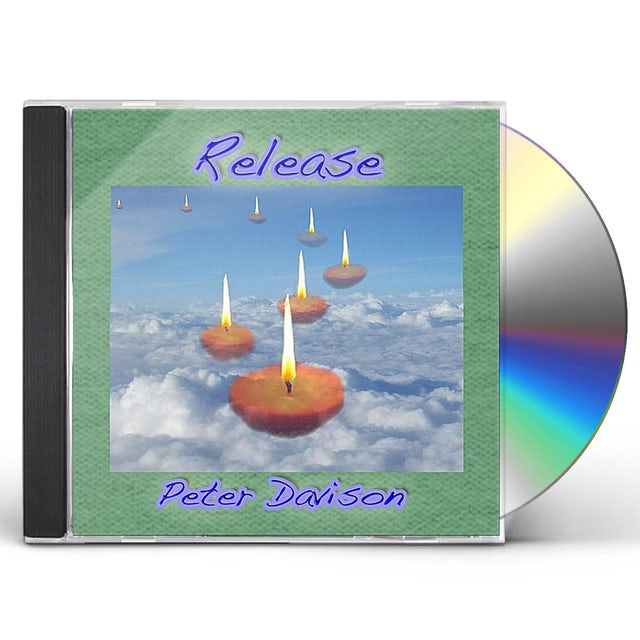 Peter Davison RELEASE CD