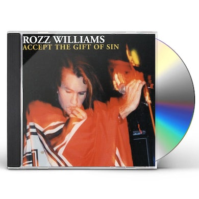 Rozz Williams ACCEPT THE GITF OF SIN CD