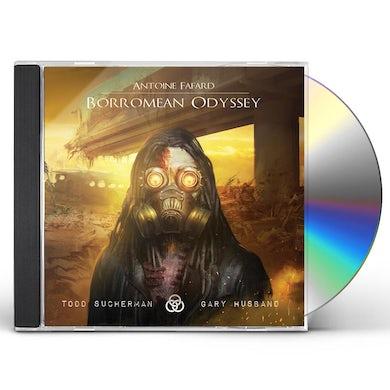 Antoine Fafard BORROMEAN ODYSSEY CD