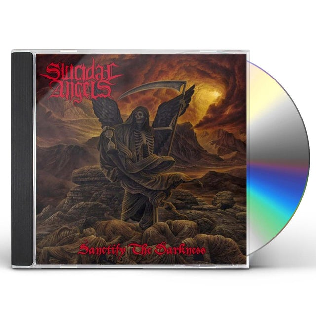 Suicidal Angels SANCTIFY THE DARKNESS CD
