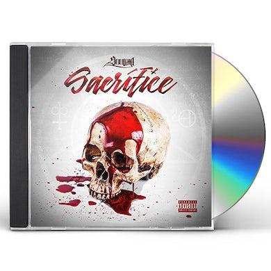 Souldia SACRIFICE CD