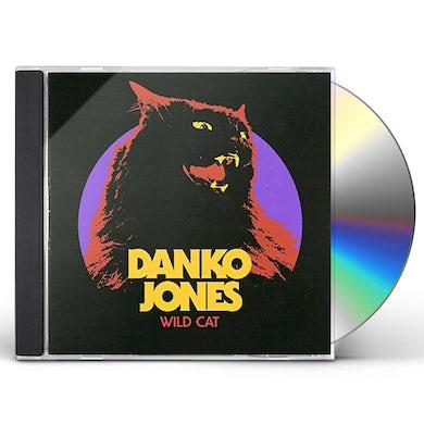 Danko Jones WILD CAT CD
