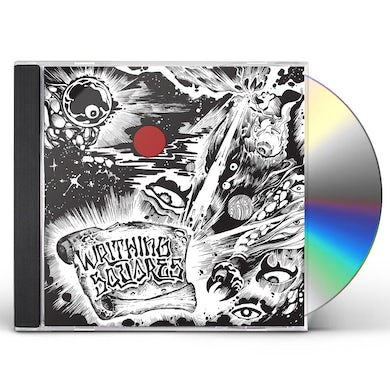 WRITHING SQUARES OUT OF THE ETHER CD