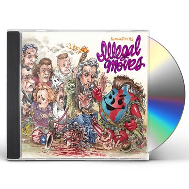 SUNWATCHERS ILLEGAL MOVES CD
