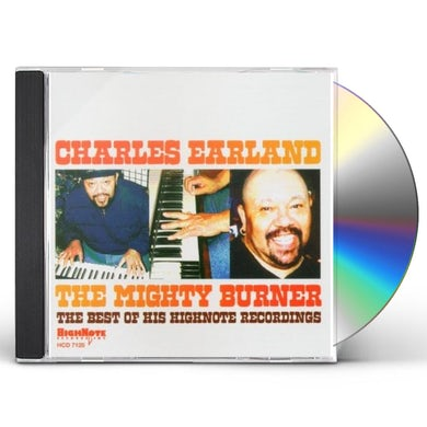 Charles Earland MIGHTY BURNER CD