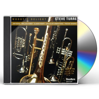 Steve Turre WOODY'S DELIGHT CD