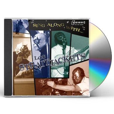 Los Straitjackets SING ALONG WITH LOS STRAITJACK CD
