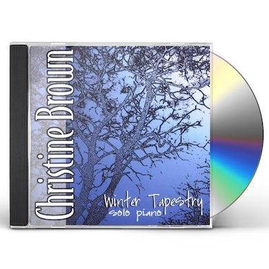 Christine Brown WINTER TAPESTRY CD