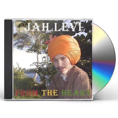 Jah Levi FROM THE HEART CD