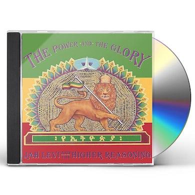 Jah Levi POWER & THE GLORY CD