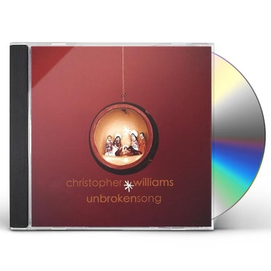Christopher Williams UNBROKEN SONG CD