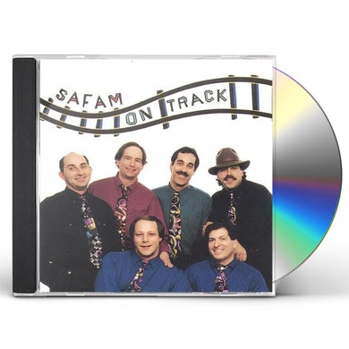 Safam ON TRACK CD