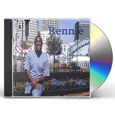 Rennie HERE I AM CD