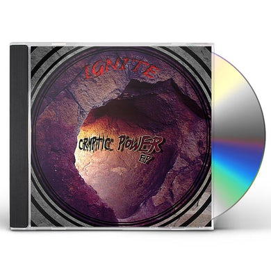 Ignite CRYPTIC POWER CD