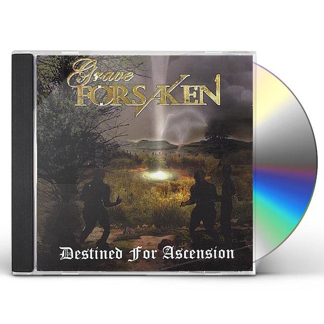Grave Forsaken DESTINED FOR ASCENSION CD