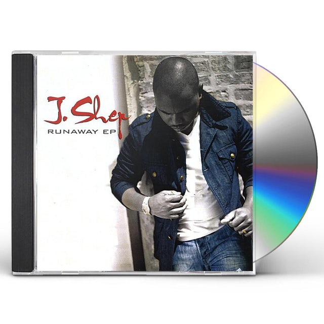 J. Shep RUNAWAY EP CD