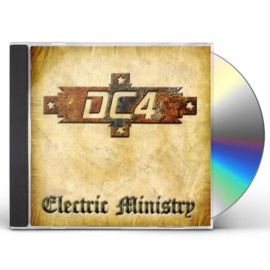 DC4 ELECTRIC MINISTRY CD