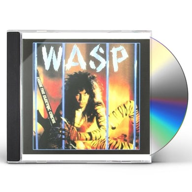 W.A.S.P INSIDE IN THE ELECTRIC CIRCUS CD