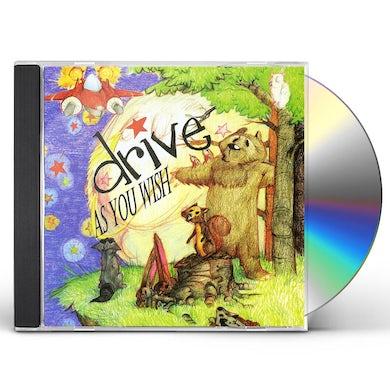 Drive AS YOU WISH CD