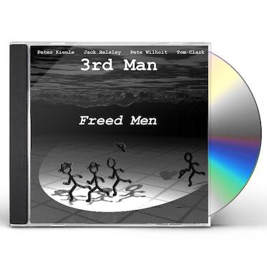 3rd Man FREED MEN CD